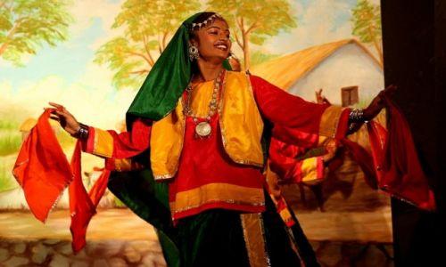 Zdjecie INDIE / Khajuraho / Khajuraho / tańce