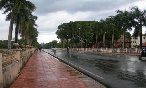Zdjecie INDIE / Goa / Old Goa / Mokro i Wilgotnie
