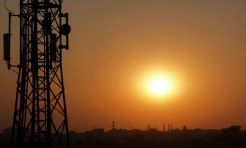 Zdjęcie INDIE /  Uttar Pradesh / Agra / Widok z dachu