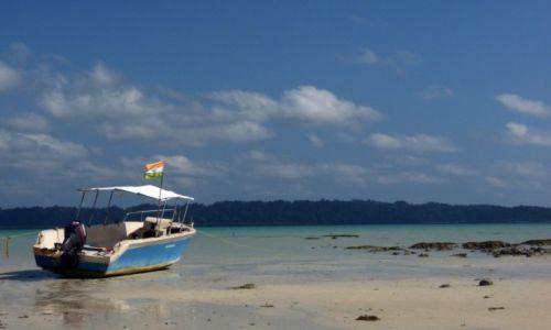 Zdjęcie INDIE / Andamany / Havelock / morze