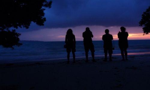Zdjęcie INDIE / Andamany  / Havelock / Przed wschodem słońca