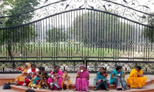 Zdjecie INDIE / Północ Indii / gdzieś po drodze / ludzie Indii