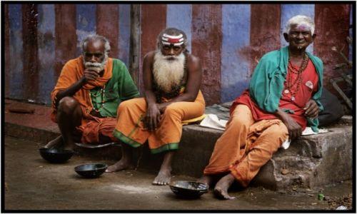 INDIE / Tamil Nadu / Tiruchendur / pielgrzymi - konkurs