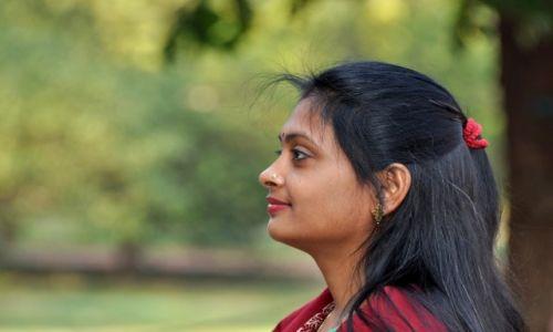 Zdjecie INDIE / - / Delhi / Portret