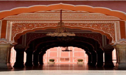 Zdjecie INDIE / - / Indie / Diwan-i-Khas, sala prywatnych audiencji