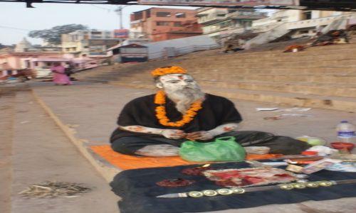 Zdjecie INDIE / Uttar Pradesh / Varanasi  / KONKURS INDIE