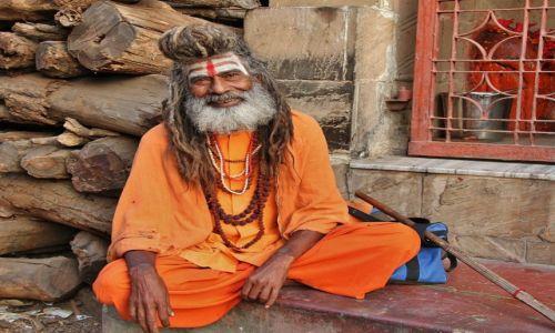 Zdjecie INDIE / - / Varanasi / Uśmiech.. KONKURS