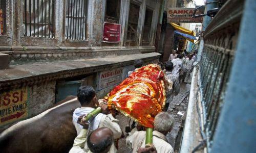 Zdjecie INDIE / Utar Pradesh / Waranasi / Konkurs