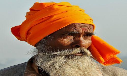 Zdjecie INDIE / - / Agra / Sadhu  KONKURS