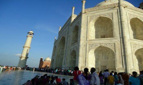 Zdjecie INDIE / Uttar / Agra / konkurs