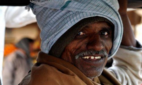 Zdjecie INDIE / Rajasthan / Abhaneri / Portret