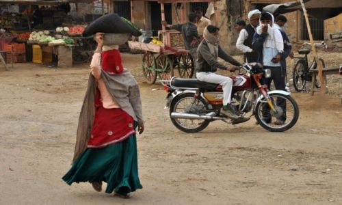 Zdjecie INDIE / - / Indie / Codzienność