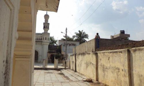 Zdjęcie INDIE / Andhra Pradesh / Hyderabad / Paigah tombs