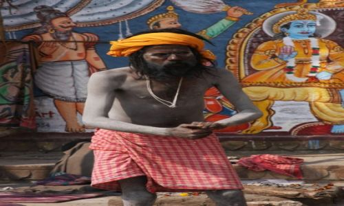 Zdjecie INDIE / - / Waranasi / Konkurs
