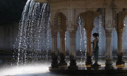 Zdjecie INDIE / Radżastan  / Udajpur / Garden of the Maidens
