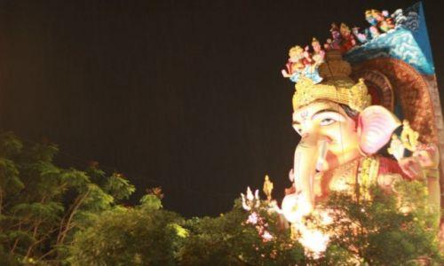 Zdjęcie INDIE / Andhra Pradesh / Hyderabad / Ganesh 2