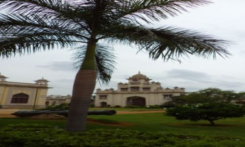 Zdjęcie INDIE / Andhra Pradesh / Hyderabad / Chowmahalla Palace