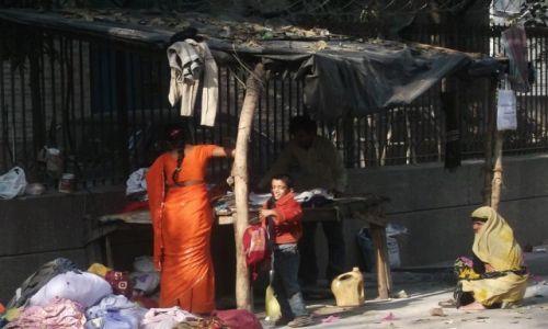 Zdjecie INDIE / . / New Delhi / Mały biznes