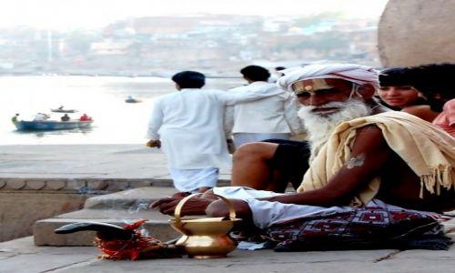 Zdjecie INDIE / Varanasi / Ganges / MOJE INDIE - KO