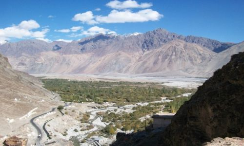 Zdjęcie INDIE / Ladakh / Nubra- Zielona Dolina / Moje Indie- konkurs