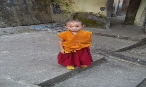 Zdjecie INDIE / Gangtok - Sikkim / Do Drul Chorten Monastery / Konkurs