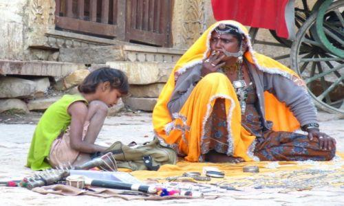 Zdjecie INDIE / Rajastan / Jaisalmer / Konkurs Foto: