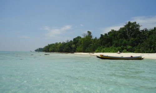 Zdjecie INDIE / Andamany i Nikobary / Havelock, plaża nr 5 / Rajskie Indie.. - Konkurs