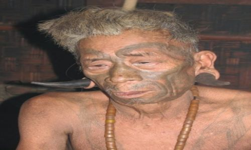 INDIE / nagaland / NAGALAND / ludzie