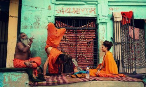 Zdjecie INDIE / Uttar Pradesh / Waranasi / czarna magia