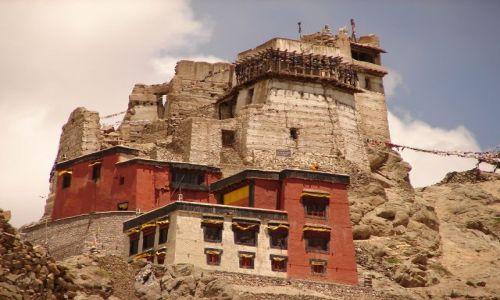 INDIE / Ladakh / Leh / klasztor