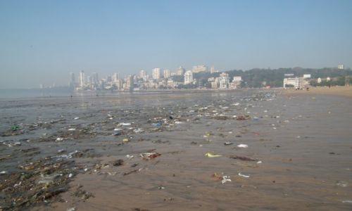 Zdjęcie INDIE / - / Bombaj / Indie koszmarne wybrzeże
