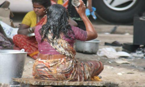 Zdjecie INDIE / - / Dzajpur / poranna toaleta
