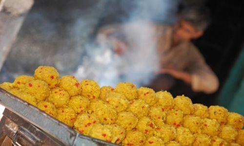 Zdjęcie INDIE / Radżastan / Pushkar / Słodka strona Pushkaru