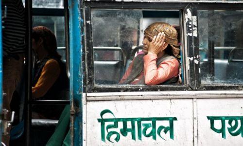 Zdjecie INDIE / Shimla / Shimla / Konkurs -