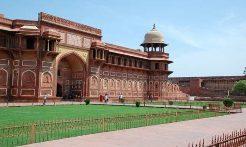 Zdjęcie INDIE /  Uttar Pradesh / Agra / Agra Fort