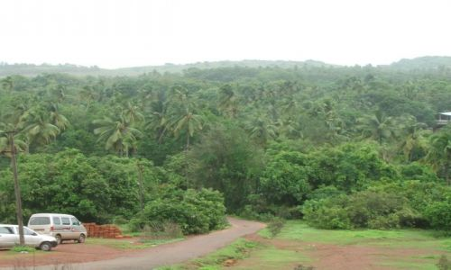 INDIE / Goa / Anjuna / Goa to nie tylko plaże