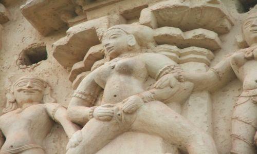 Zdjecie INDIE / Karnataka / Hampi / Kawałek Kamasutry- świątynia w Hampi
