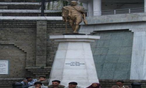 Zdjecie INDIE / Himacal Prades / Simla / Ojciec narodu
