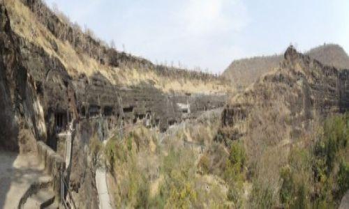 Zdjęcie INDIE / - / Elora / Kompleks jaskiń
