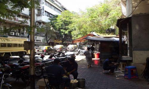 Zdjecie INDIE / - / Mumbaj / Ulice Mumbaju