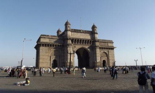 Zdjęcie INDIE / - / Mumbaj / Brama do Indii