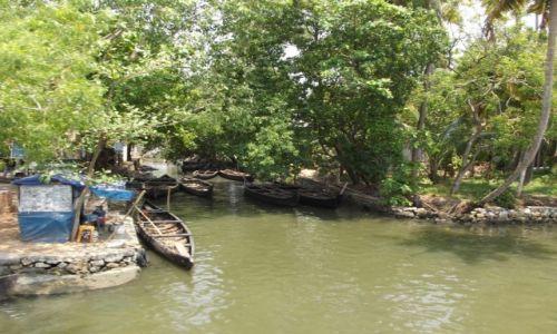 Zdjecie INDIE / Kerala / Rozlewiska Kerali / W drodze do Koc