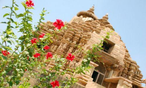Zdjecie INDIE / Madhya Pradesh / Khajuraho / Świątynia kamasutry