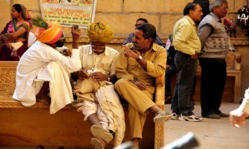 Zdjecie INDIE / Jaisalmer / Jaisalmer / warto rozmawiac