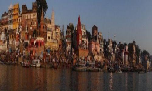 Zdjecie INDIE / Varanasi / Ganges / Konkurs