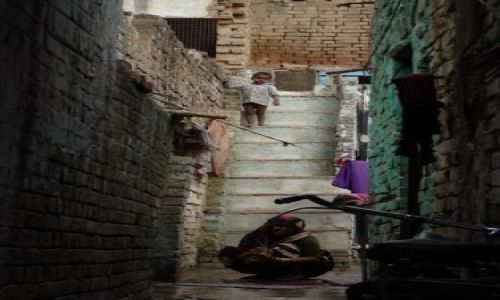 Zdjecie INDIE / Uttar Pradesh i Uttaranchal / Agra / tutaj dobry los nie zagląda...