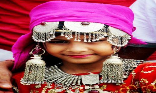 Zdjęcie INDIE / Kaszmir / Srinagar / Mała Hinduska
