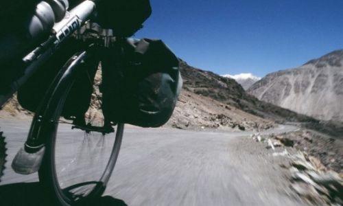 Zdjecie INDIE / Ladakh / Dolina Nubra / Zjazd