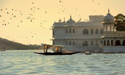 Zdjecie INDIE / - / Udaipur / Wenecjja Wschodu