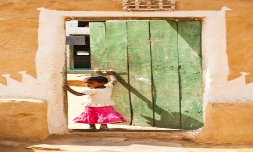 Zdjęcie INDIE / Rajasthan / Pustynia Thar / Zielone wrota